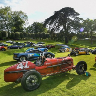 Heveningham Concours Once Again Attracts Rare And Beautiful Classics To The Stunning Georgian Estate In Suffolk
