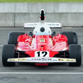 Niki Lauda's Championship-Winning Ferrari Heads To Pebble Beach Auctions; Could Become Most Expensive F1 Car Ever