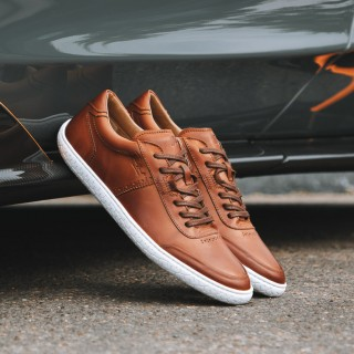 New Piloti Oscar Shoes From The James Hunt Collection Have Arrived In The Petrolicious Shop
