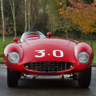 """Once-In-A-Lifetime Event For Ferrari Fans"" At Concours Of Elegance With Two Race-Winners Added To Line-Up"