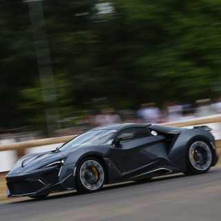 Michelin Supercar Paddock Returns To Goodwood Bigger And Better Than Before