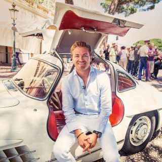 Former F1 Champion Nico Rosberg Is Mixing Classics And New-Age Supercars In A New Event