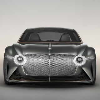 Bentley's 100th Birthday Present To Itself Is The EXP 100 GT Concept, A Glimpse Into Its Own Future