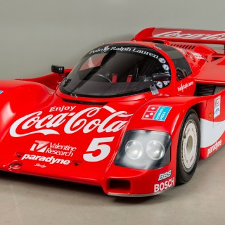 It's A Rare Thing To Find An Example Of The Fearsome IMSA-Spec Porsche 962 For Sale