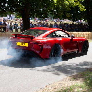 Beaulieu Supercar Weekend Embraces The Future With A Focus On The Evolution Of The EV