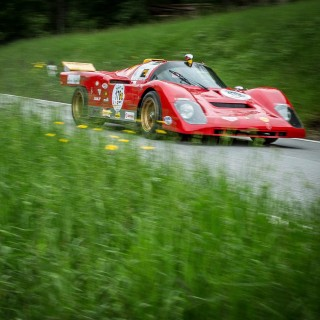 Hill Climb History Comes Alive In Salzburg With Super Lightweights And Prototypes
