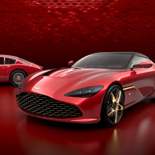 Aston Martin Reveals Exterior Styling Details Of The Upcoming DBS GT Zagato