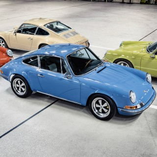 A Company You Never Heard Of Is Building An Electric Version Of The Classic Porsche 911