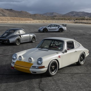 Emory Outlaw 911K Is A Stunning Homage To The Legendary 908 Sports Prototype