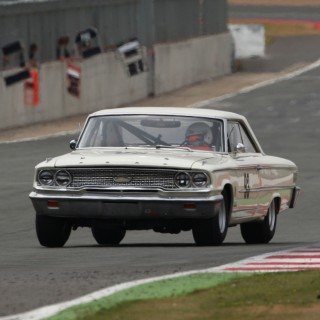 Rally Legend Stig Blomqvist Will Fulfil A Childhood Dream By Driving This 7-Liter Ford Galaxie At Silverstone Classic