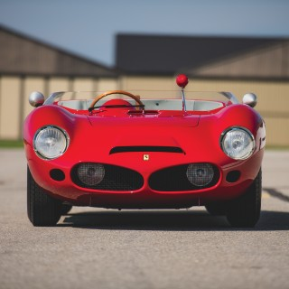 Come To Monterey For The Beautiful Scenery And Leave With This Stunning Ferrari 196 SP