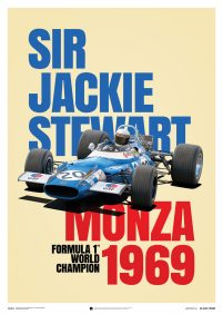 Matra MS80 – Sir Jackie Stewart – 1969