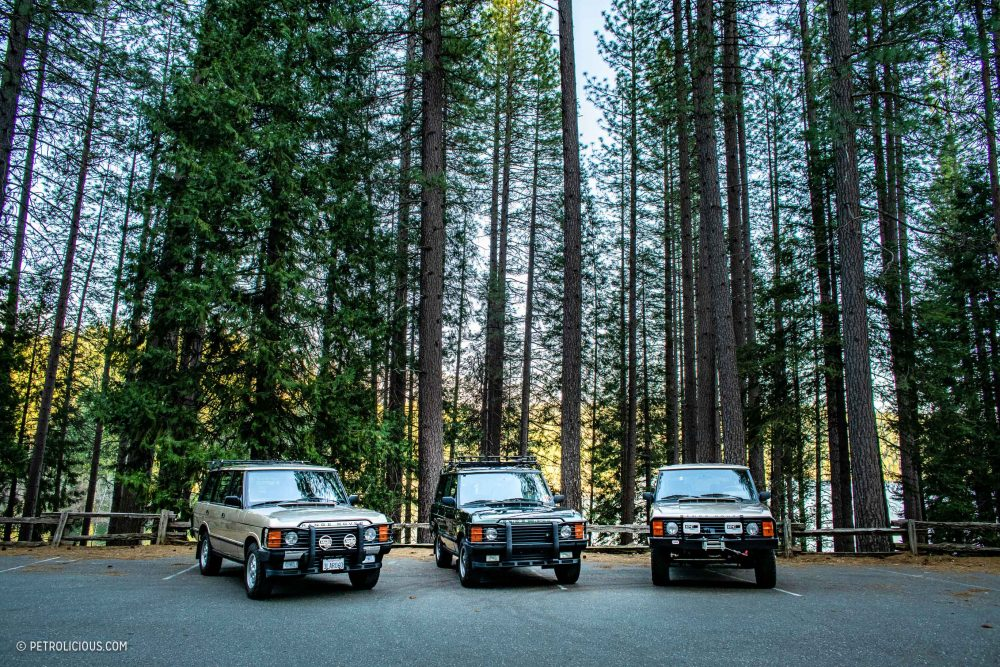 GALLERY: Go Behind The Scenes On Our Range Rover Classic Film Shoot
