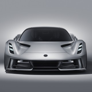 Here It Is! The First Pictures of The All-New Lotus Type 130 Evija Electric Hypercar