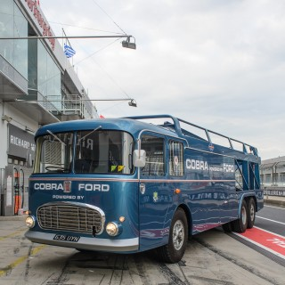 This Fiat Bartoletti Tipo 306/2 Transporter Served Motorsport Teams And Film Productions For Decades