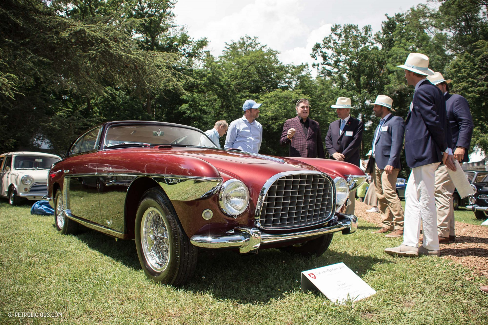 The Concours d'Elégance Suisse Counts Itself Among A Rare ...