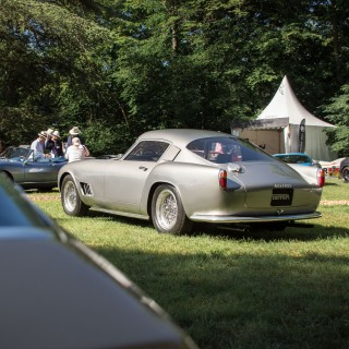 The Concours d'Elégance Suisse Counts Itself Among A Rare Group Of Forward-Thinking Classic Car Events