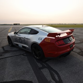 Ford Unveils Special 710hp Mustang GT In Honor Of WWII Ace Bud Anderson