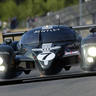 Le Mans-Winning Bentley Speed 8 To Make UK Race Debut At Silverstone Classic