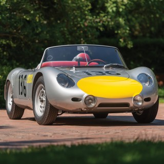 This May Be Your Only Chance To Own Possibly The Finest Example Of Porsche's Legendary 718 RS 60 Racing Cars