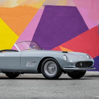 This Ferrari 250 GT LWB California Spider Is One For The Perfectionists