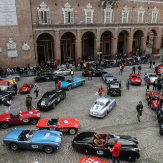 The US Gets Its Own Mille Miglia-Style Event With A Three-Day 500 Mile Race From Virginia To Washington DC