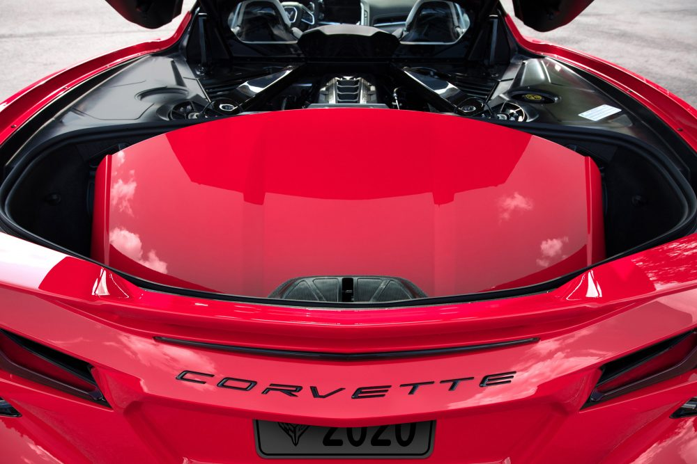 The Mid-Engine Chevrolet Corvette Is Finally Here, A Sub-Three