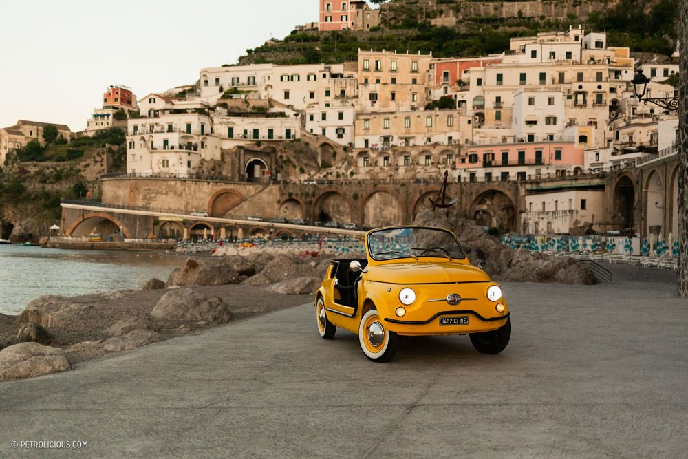 The Fiat 500 Jolly Icon E Is An Electrified Update To The Ultimate