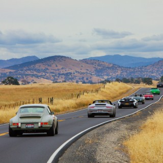 Drive Toward A Cure Fights Parkinson's With Sports Cars And Road Rallies