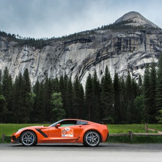 Riding 755 Horses Through California In A ZR1, The Ultimate Front-Engine Corvette