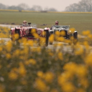 GALLERY: Go Behind The Scenes On Our Le Mans Aston Martins Film Shoot