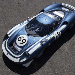The Ecurie Ecosse LM69 Is A Championship Winning 1960s Endurance Racer From An Alternate Timeline