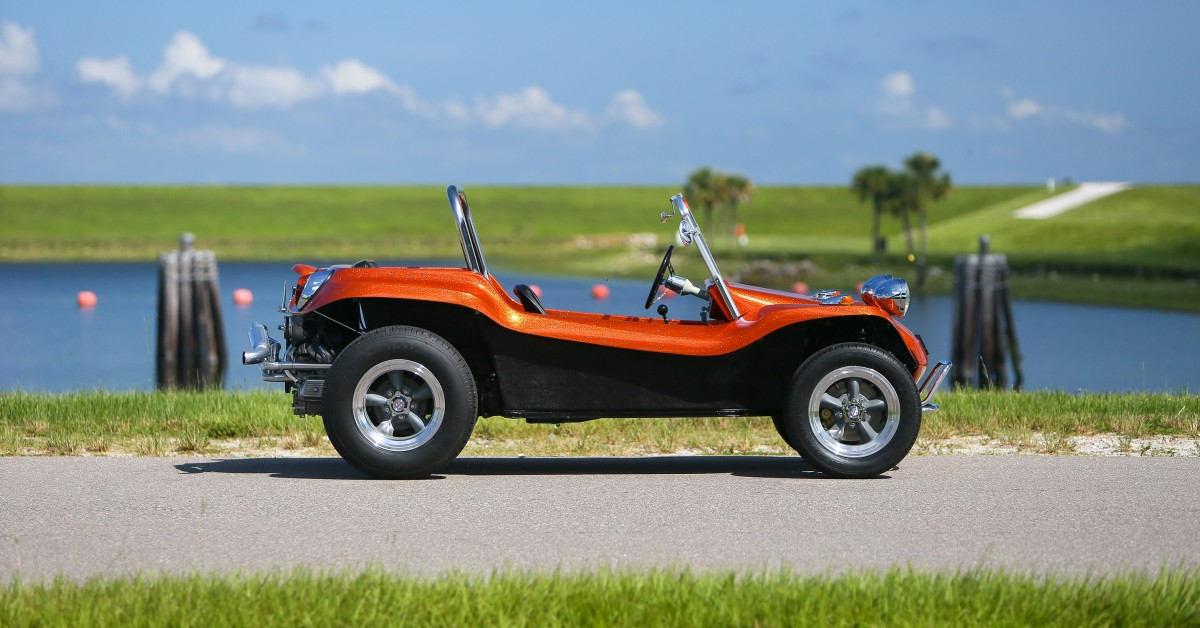 Relive the '60s Beach Buggy Craze In The Car that Started It