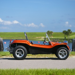 Relive the '60s Beach Buggy Craze In The Car that Started It All: The Fun-Loving Meyers Manx