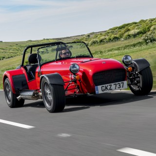 Caterham Launches Extreme CSR Derivative Of Its Most Powerful European Model