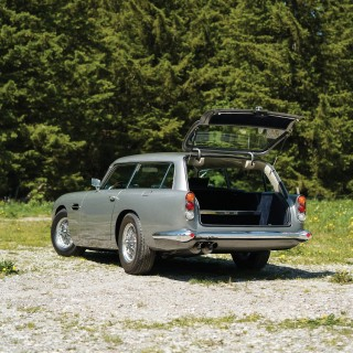 The Aston Martin DB5 Shooting Brake Is For The Bond Fan With A Family