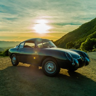 GALLERY: Go Behind The Scenes On Our Fiat Abarth 750 GT Zagato Coupe Film Shoot