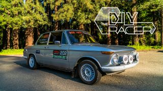 1971 BMW 2002: The DIY Racer