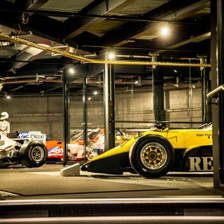This Ex-Race Driver Shares His Remarkable Collection Of Motorsport In A Country That Banned It