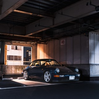 This RUF CR-Converted Porsche 964 Fits In Perfectly In Japan