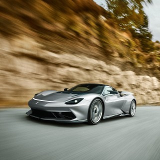Special Drive Of Iconic Pininfarina Designs Including The New Battista Hypercar Will Take Place During Monterey Car Week