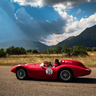Away From The Tourists, Circuito di Avezzano Is Like A Shorter And More Intimate Mille Miglia