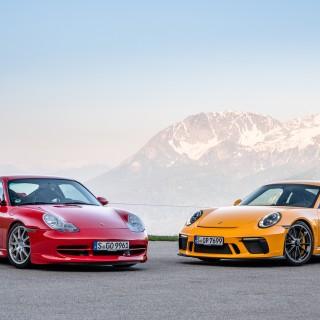 20 Years Of The Porsche 911 GT3 And It's Still Hot! Here Are The Highlights...