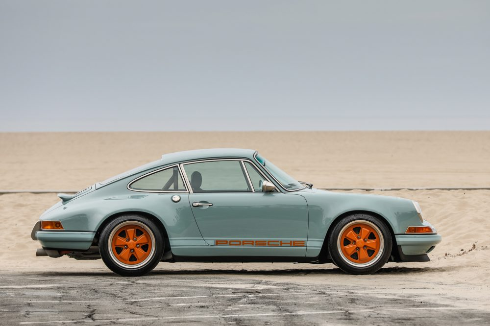 Will This Porsche 911 Reimagined By Singer Sell For More