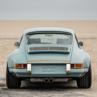 Will This Porsche 911 Reimagined By Singer Sell For More Than $1,000,000 When It's Offered At Auction?