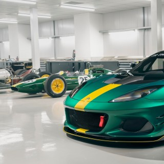 This Year's Oldtimer Grand Prix At The Nürburgring Is All Set To Celebrate New And Classic Lotus Cars