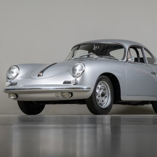 This 356B Super 90 GT Is A Rare Slice Of Early Porsche Perfection