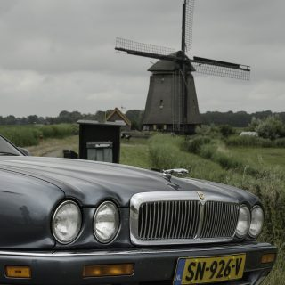 GALLERY: Go Behind The Scenes On Our Jaguar XJ12 Film Shoot