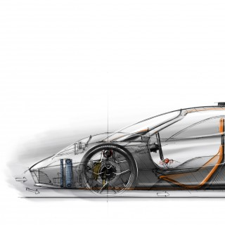 Gordon Murray Will Team Up With Canepa To Bring The New T50 Supercar To The States