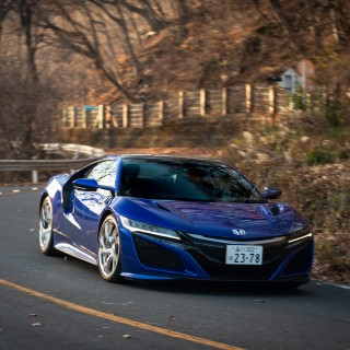 Japan's Usui Pass Is The Perfect 182-Corner Test Track For The Honda NSX